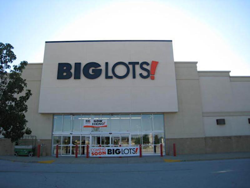big lots commercial exterior